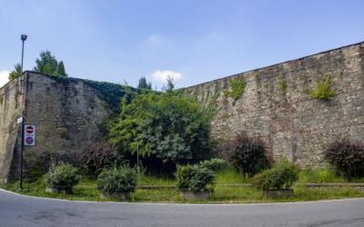 Bastione del Castello Abbaziale