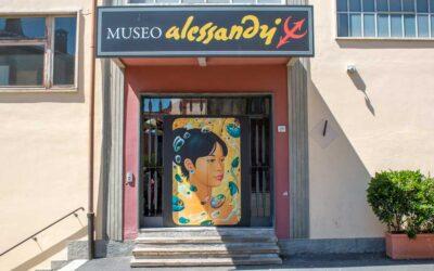 Museo Sede espositiva opere del visionario Alessandri