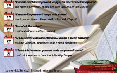 Il gusto delle storie  – Incontri d'autori: libri, armonie e sapori