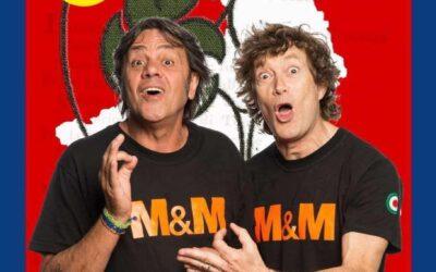 M&M con Il Girone dei Piemontesi – sabato 31 luglio 2021 alle 21 – Stadio Torta
