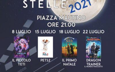 22 LUGLIO 2021 – CINEMA SOTTO LE STELLE – GIAVENO SUMMER VILLAGE